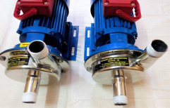 50 M Max. Stainless Steel CF SS Pumps