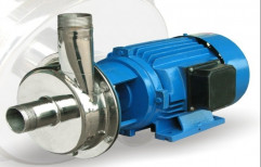 76 Meter Single Stage SS Centrifugal Pump, Model Name/Number: Acf, Electric