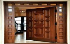 8 Feet Laminated Veneer Doors