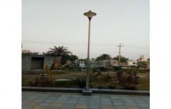 8 M Steel High Mast Street Light Pole