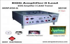 ABS EOG Amplifier 3 Lead Trainer, SKRIP-EOG-3L,SE2126, Eye Movement Testing
