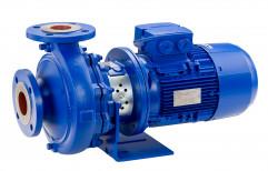 Alpha Close Coupled Vacuum Pumps, Max Flow Rate: Upto 220 M3/H, 1440 Rpm