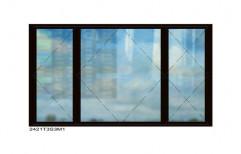 Aluminium Glass Sliding Window for Residential