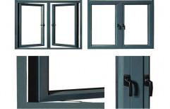 Aluminum Casement Window
