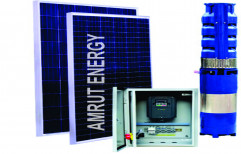 AMRUT 10 HP Solar Water Pump