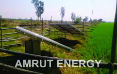 AMRUT Ss Solar Borewell Pump, Model Name/Number: Assp, 1 To 15