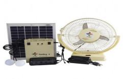 Apna LED Sunkey3 Solar Home Lighting System, 10W