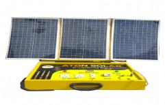 Aton Solar Battery Aton Mobile Solar Generator 500 Watt, Weight: 20 Kg