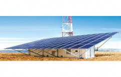 Battery Off Grid Solar Generator, Capacity: 10 Kw, for Commercial
