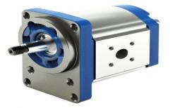 Bosch Rexroth Gear Pump, 2 HP, 4000 RPM
