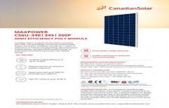 Canadian Solar PV Panel 330wp-340wp-350wp