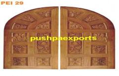 Carving Door