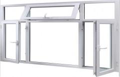 Casement Aluminum Windows