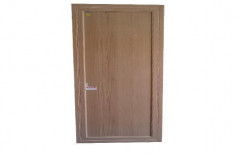 Casement Polished PVC Door, For Home, Exterior