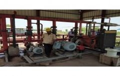 Cast Iron Fire Fighting Pump, Max Flow Rate: 400 L/Min, 200 Watt