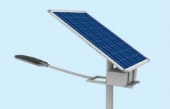 Ceramic 9 Watt Solar LED Street Light