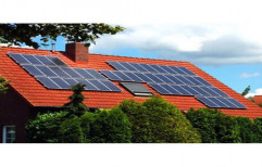 Charge Controllers On Grid Domestic Solar Power Plant, Capacity: 2 Kw, for Residential