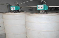 Chemical Doser, Max Flow Rate: Up to 3000 LPH