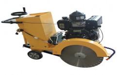 Concrete Cutter Machine, For Construction, Capacity: 50 L