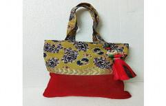 Designer Jute Bag, for Shopping