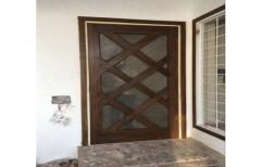 Designer Wooden Teak Wood Doors