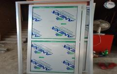 Domal Aluminum Section Window