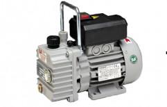 DVP Metal Oil Sealed Vane Vacuum Pumps, Model Number/Name: Rd2d, Max Flow Rate: 2 Meter Cube Per Hour