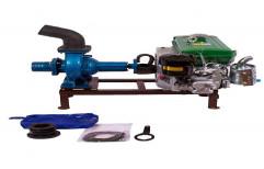 Electric 2 - 5 HP Diesel Engine Water Pump, Agricultural