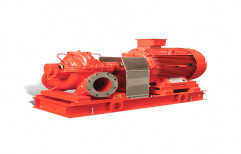 Electric Fire Fighting Pump, Voltage: 220 V