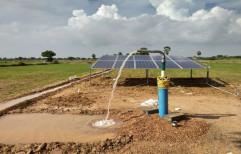 F Choice 10 HP Solar Pumping System, Model: HYDROXN10415