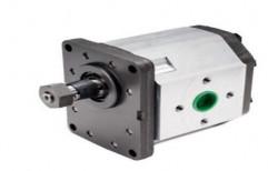 Fineflow 5 m 6000 RPM Hydraulic Gear Pump, AC Powered, 2. 7 Cm3 Per Rev