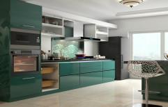 Godrej Straight Modular Kitchens, Warranty: 5 Year