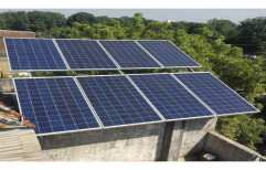 Grid Tie 5 KW Solar Power Plant System for Residential