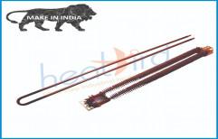 Heatbird Tubular Heater, 220-440 V, 500-1000 W