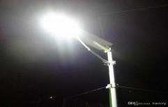 Iron Solar LED Light