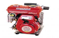 Kerosene Honda Water Pump, 2 - 5 HP, Model Name/Number: WBK-15