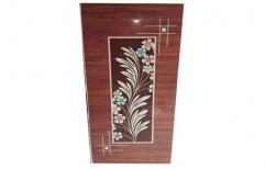Krishna Doors Brown Lamination Door