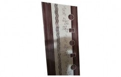 Laminated PVC Door, For Home