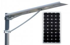 LED 18W Inbuilt Solar Street Light