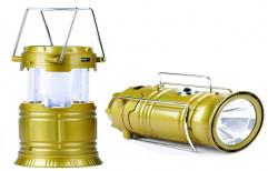 LED Solar Emergency Light Bulb (Lantern) - Assorted Colours for Home