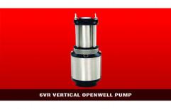Less than 1 HP 20 m 6 VR Vertical Open Well Pump