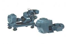 Lubi Single Stage Self-Priming Centrifugal Pumps, Electric, Automation Grade: Semi-Automatic