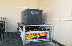 Luminous 3 kW Off Grid Solar System, For Domestic and Commercial