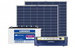 Luminous 500 va Off Grid Solar System