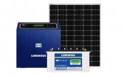 Luminous 7.5 KVA Off Grid Solar System