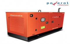 Mahindra Powerol 25 kVA Silent Diesel Genset for Industrial