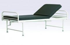 Manual HOSPITAL BED, Mild Steel