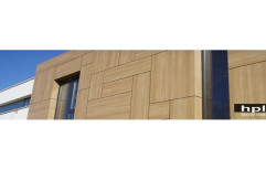 Matte HPL Wooden Cladding, Thickness: 6mm