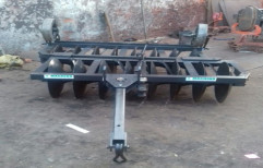 Mild Steel 310 Kg Tractor Drawn Disc Harrow, For Agriculture