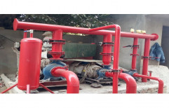 Mild Steel 50 Hz Semi-Automatic Fire Fighting Pumps House, Max Flow Rate: 1250 Lpm